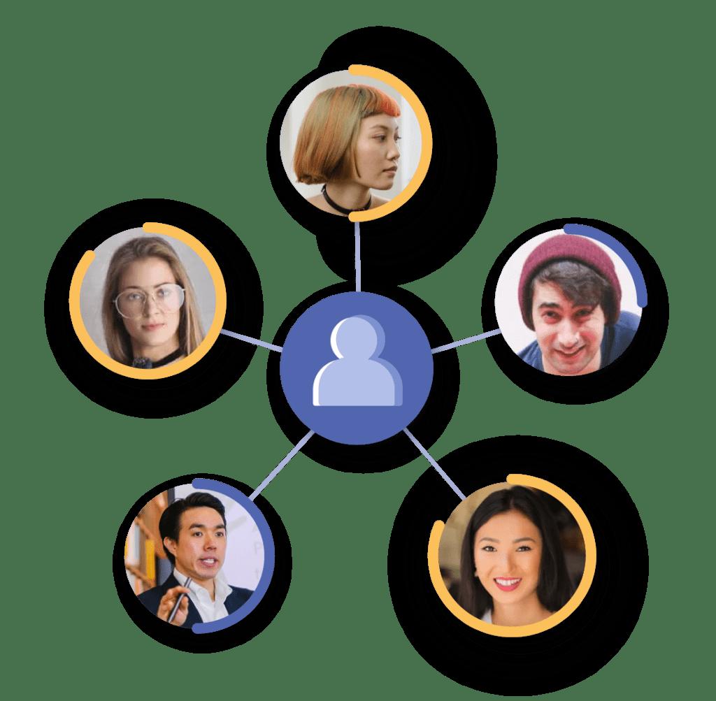 professional network app