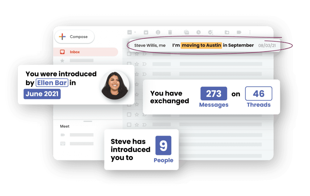 personal crm insights
